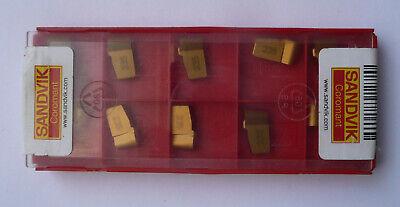 Sandvik Coromant N151.2-a187-40-4p 235 10 Inserts Bruised Box