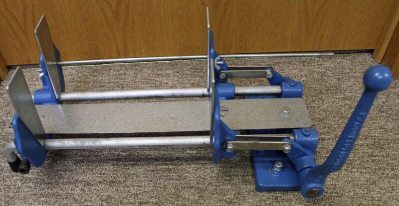 Bundling Paper Banding Strap Press for Commercial Printers Bindery Dept
