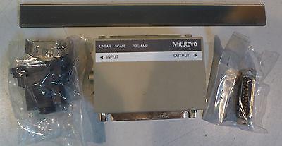 Mitutoyo St 42b Linear Scale Pre Amp