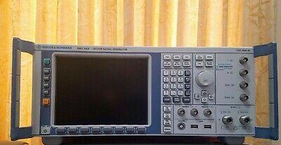 Rohde Schwarz Smu200a Dual Ch 3ghz3ghz - Options - Vector Signal Generator