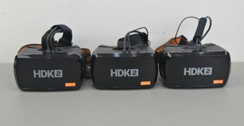 Lot of 3 Razer OSVR HDK 2.0 VR17-C14122 Open Source Virtual Reality Dual Display