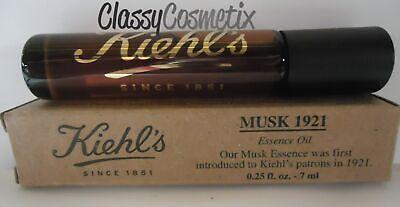 Kiehl's Essence Oils With Roller Ball Applicator - Musk 0.23oz (7ml)