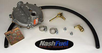 Low Psi Spud-in Propane Natural Gas Conversion Older Briggs Engines Generator