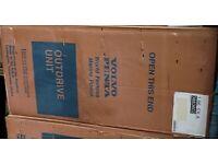 VOLVO PENTA OUTDRIVE STERNDRIVE 3883602 - SX-A 1.66 GEAR RATIO- NEW IN BOX