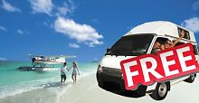 $1 campervans relocations - from Cairns Cairns 4870 Cairns City Preview