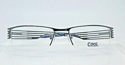 COOL Eyewear 134 Mens Womens Glasses Eyeglasses Frames Navy Blue (Cool Frames For Men)