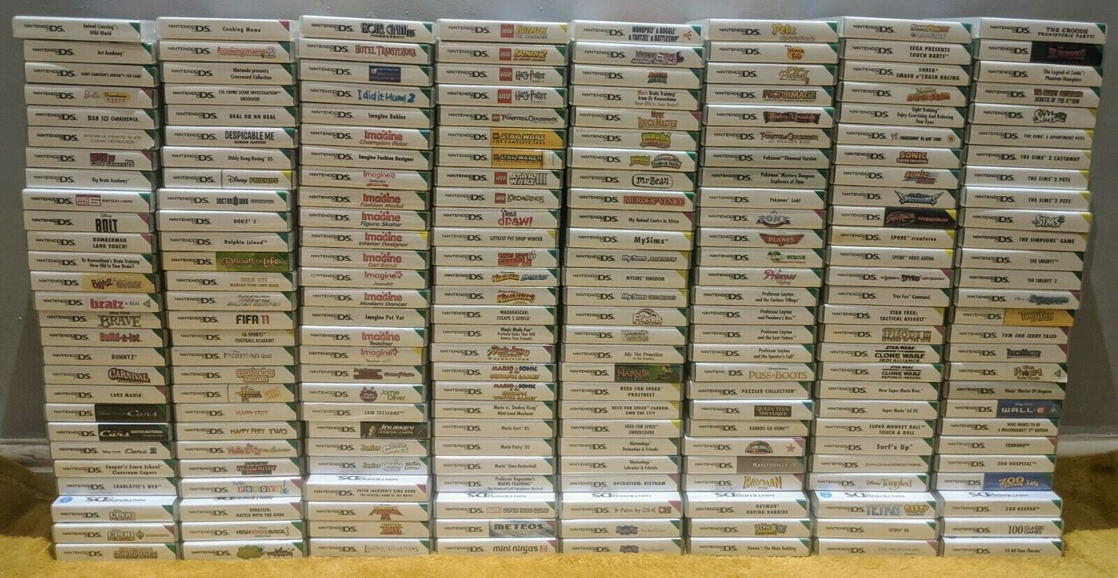 video games - Nintendo DS boxed Games Pick your own! **Fast Postage**