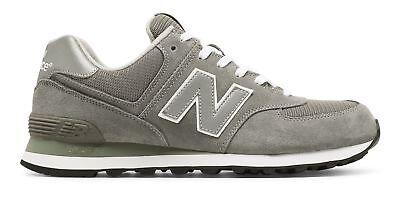 New Balance Mens 574 Classics Shoes Grey