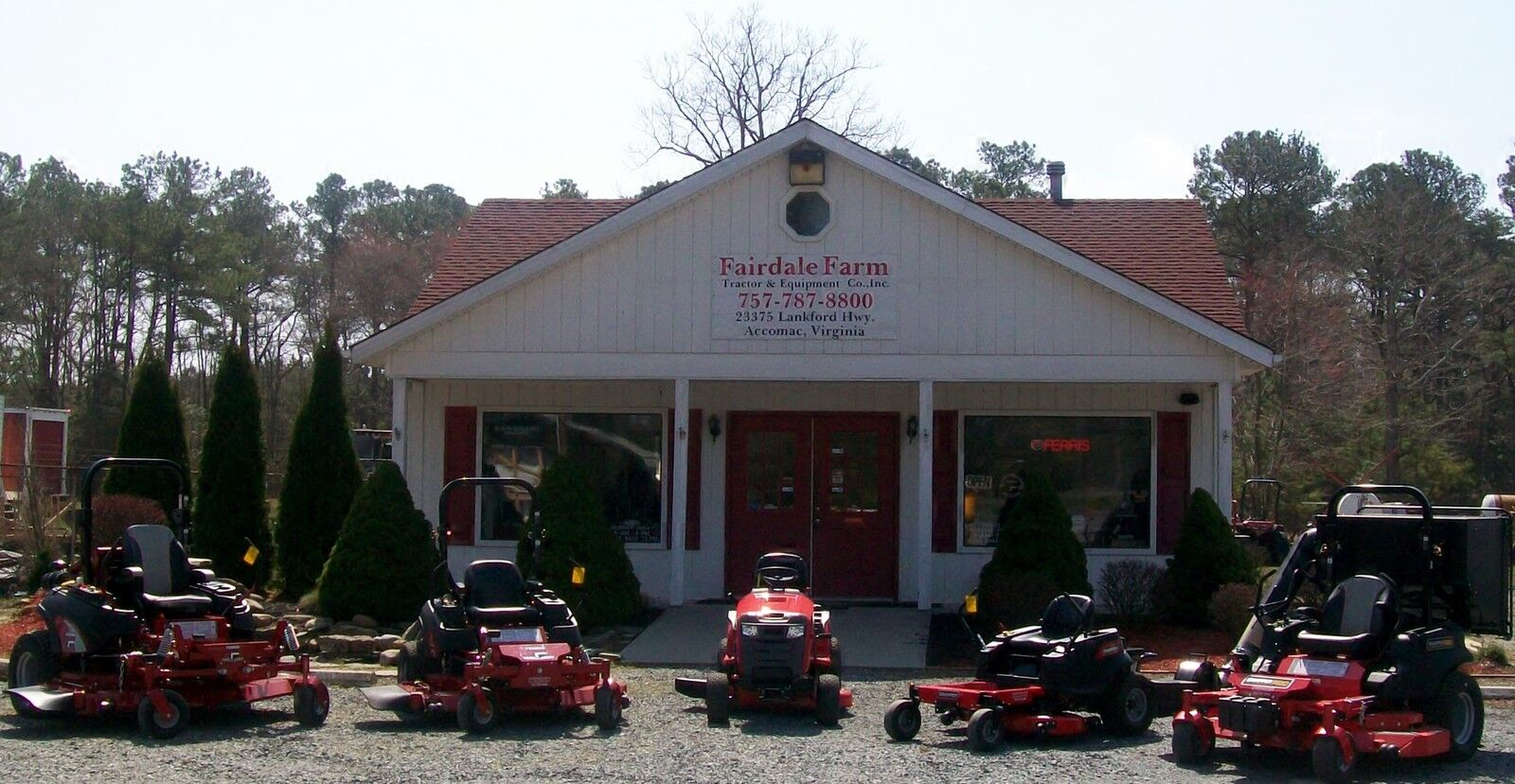 Fairdale Farm Tractor Equipment Co