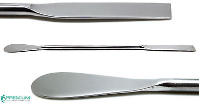 Dental Lab Spoon Spatula Double Ended 18cm Medicalgeneral Mixing Instruments