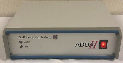Soft Imaging System Sis Adda Ii Frame Grabber Slow Scan Interface For Microscope