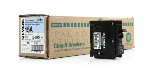 Siemens Q115 15 Amp Single-Pole Type QP Circuit Breaker - 15A (12 Pack)