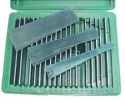 132 Ultra Thin Steel Parallel Set