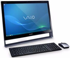 "Sony VAIO VPCL13S1E 24"" Touch Screen Media Centre PC"
