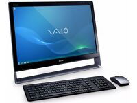 "Sony VAIO VPCL13S1E 24"" Touch Screen Media Centre PC"