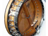 Vega Tenor Banjo in pristine condition (1930)