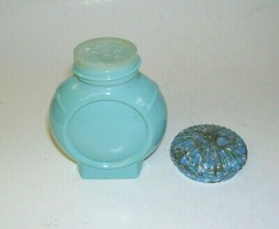 Vintage Powder Jar