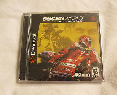 Ducati World Racing Challenge (playstation Ps1) Brand New, Sealed