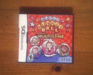 Super Monkey Ball: Touch & Roll