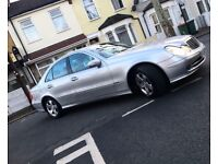 Mercedes e500 LPG PX WELL COME