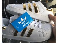 Brand new superstars
