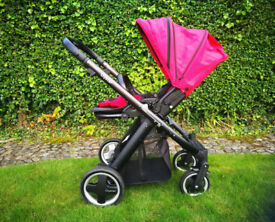 Babystyle Oyster 2 pushchair and carrycot