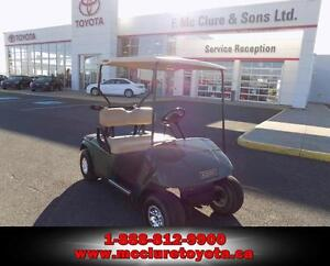 2001 EZ-GO Gas golf  cart 6 IN STOCK