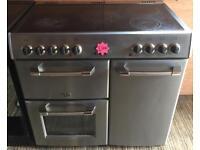 Belling Kensington 90e electric range Cooker-3 months guarantee!