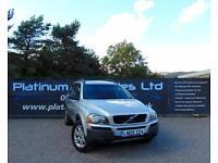 VOLVO XC90 D5 SE GEARTRONIC (silver) 2005