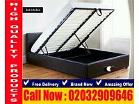 Storage King Size frame , bedding Double and single vlos