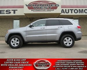 2014 Jeep Grand Cherokee LAREDO 4X4, BLUETOOTH, SATELITE, TOUCHS