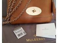 new and genuine Mulberry Lily bag