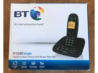 BT cordless phone with box