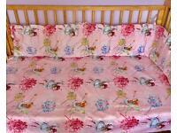 New bedding set