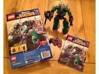Lego DC Universe Super Heroes 6862 Superman Vs Power Armour Lex