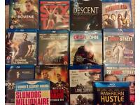 Blu-ray Bundle - 14 x Blu-rays, some unopened. See photo / description for list