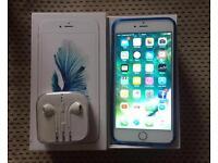 32GB WHITE & SILVER IPHONE 6s PLUS