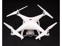 DJI Phantom 4 Dron