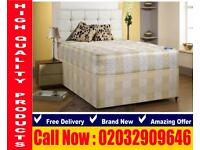 King Size frame , bedding Double and single endpoint