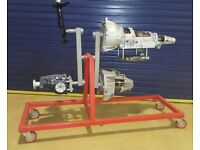 Automotive Motorsport Gearbox Suspension Cutaway Display School College Eduation