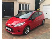 Ford Fiesta, Zetec S, 1.6L, Mountune MP135, 3dr