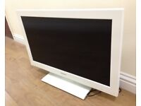 """📺 NEW TOSHIBA 32"""" TV WITH BUILT IN DVD PLAYER £90"""