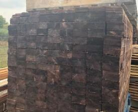 🌲 Pressure Treated Brown Wooden/ Timber Panels/ Boards/ Pieces