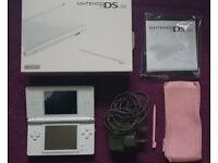 Nintendo DS Lite and games bundle