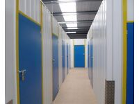 Modern Secure Self Storage Units in Normandy (Nr Guildford, Aldershot, Woking)