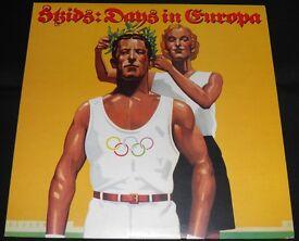 Cheshire Collector Desperately Seeking Punk, Alternative & Indie LPs & 45s!!
