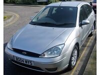FORD FOCUS 2004 1.6 MANUAL PETROL NEW TYRES SERVICE NEW MOT CHEAP