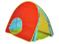 Kids pop up tent (BRAND NEW)