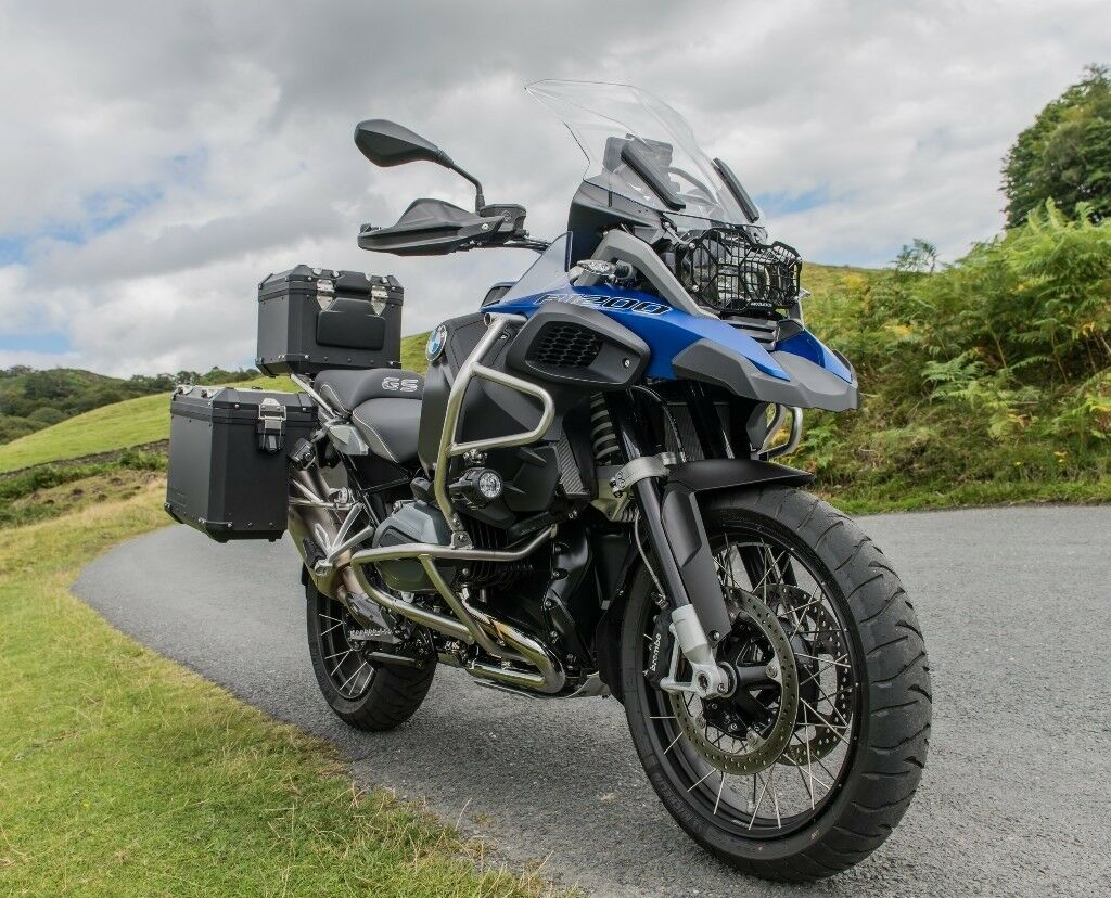 BMW R1200GS ADVENTURE TE 2015 FULLY LOADED - LOW CHASSIS | in ...