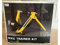 CycleOps Turbo Trainer Mag Kit with Mat in Yellow